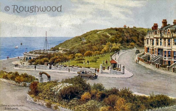 Image of Bournemouth - Boscombe (Undercliff Road)