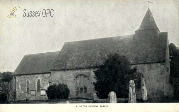 Image of Alciston - The Parish Church