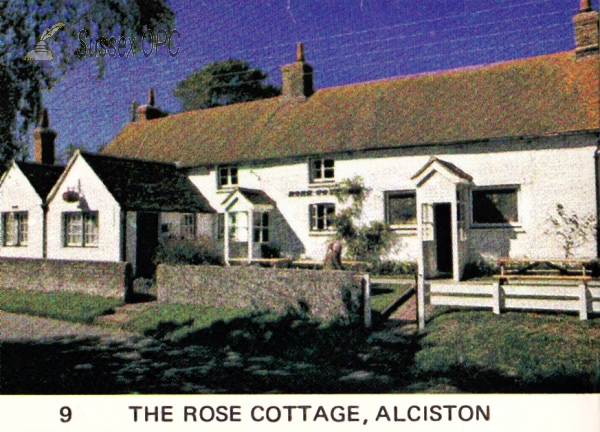 Image of Alciston - The Rose Cottage
