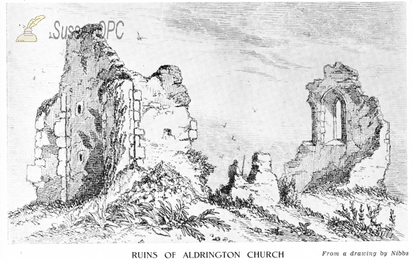 Image of Aldrington - St Leonards Church Ruins