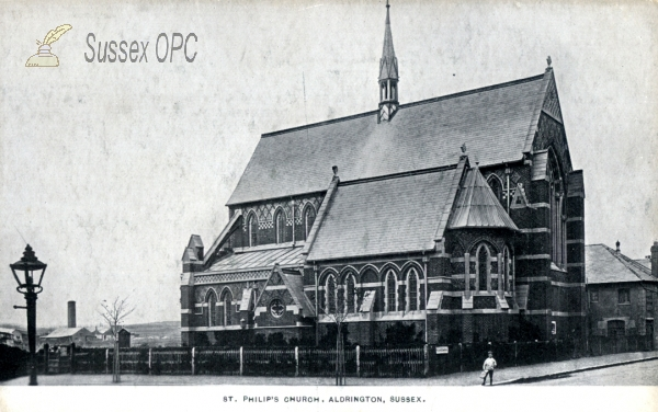 Hove, St Philip - St Philip's Church