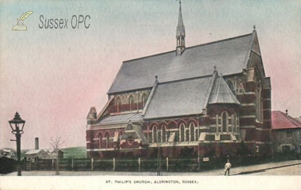 Image of Hove - St Philip's Church