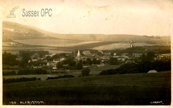 Image of Alfriston - General View