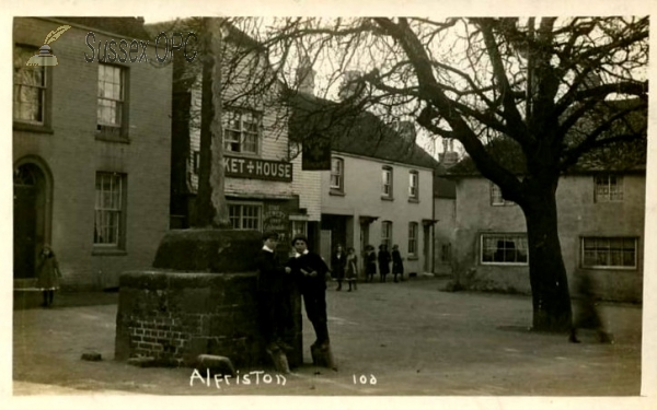 Alfriston - The Cross and Market House
