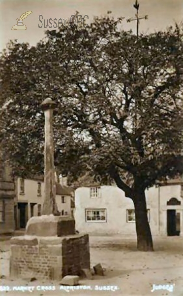 Image of Alfriston - Market Cross