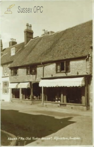 Image of The Old Tudor House, Alfriston, Sussex