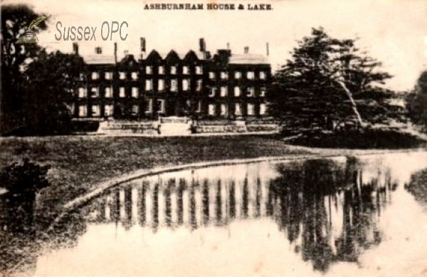 Ashburnham - Ashburnham House