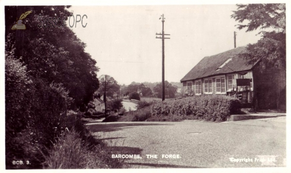 Barcombe - The Forge