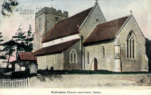 Beddingham - St Andrew's Church