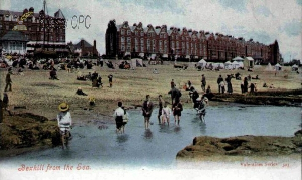 Bexhill - The beach