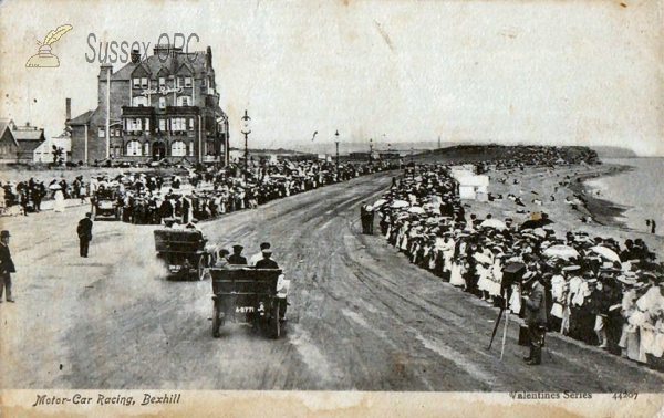 Bexhill - Motor Car Racing