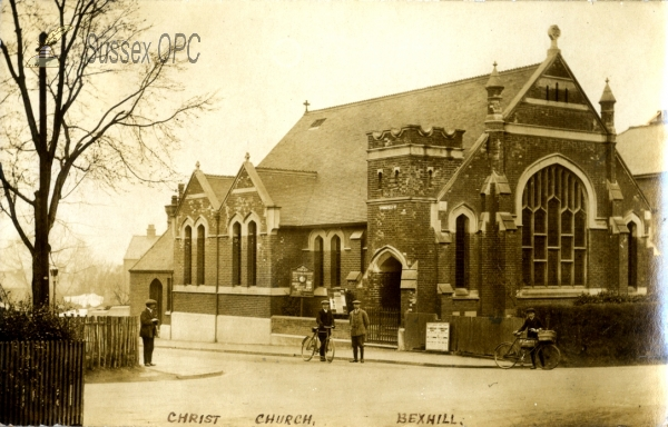 Image of Bexhill -  Christchurch Methodist Church