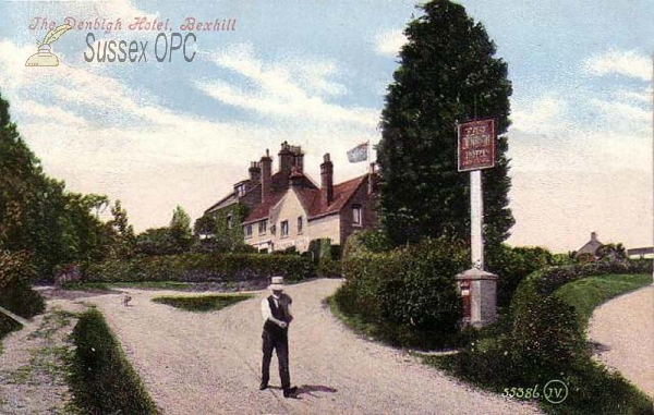 Bexhill - The Denbigh Hotel
