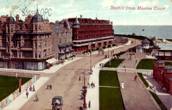 Image of Bexhill - View from Marina Court