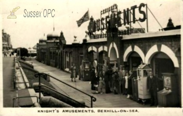Bexhill - Knight's Amusements