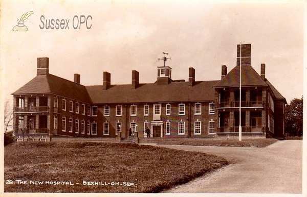 Bexhill - The New Hospital