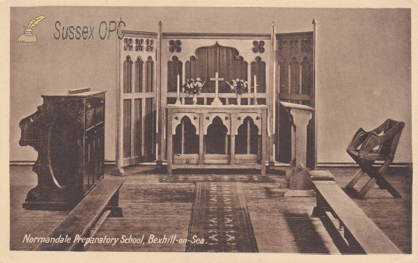 Image of Bexhill - Normandale School Chapel