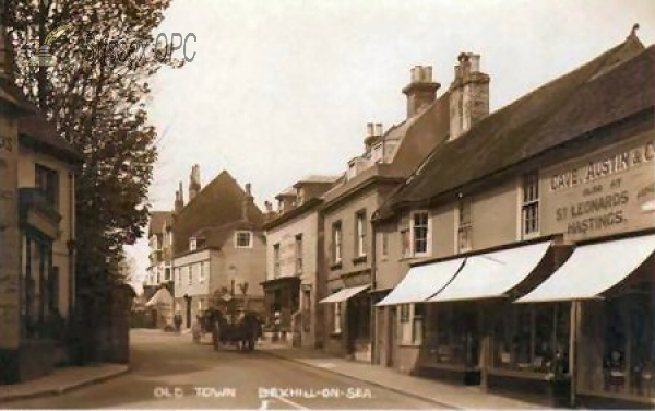 Bexhill - High Street, Old Town