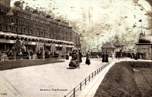 Image of Bexhill - The Parade