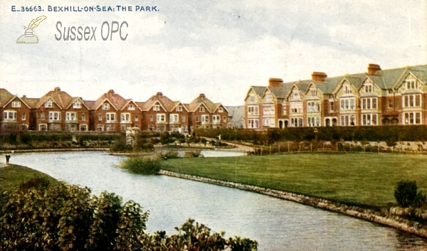 Bexhill - The Park