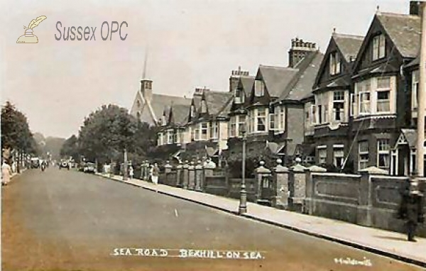 Bexhill - Sea Road