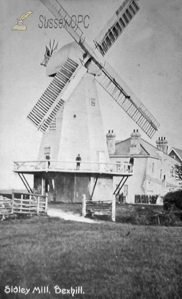 Image of Sidley - Sidley Mill