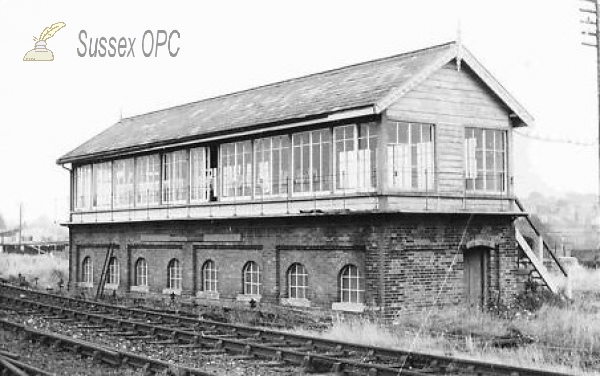 Image of Bexhill - Bexhill West Signal Box