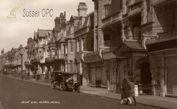 Bexhill - Wilton Road