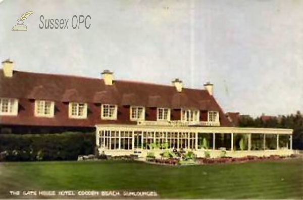 Cooden - The Gate House Hotel (Sunlounge)