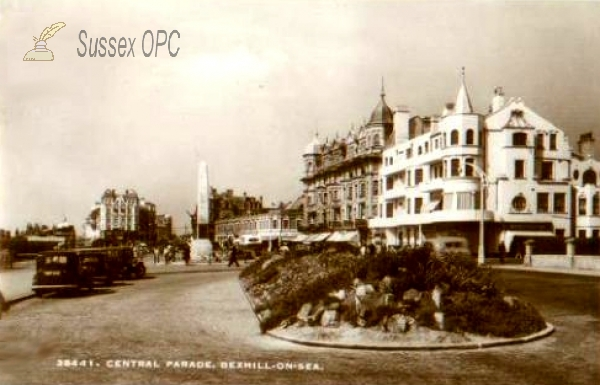 Bexhill - Central Parade