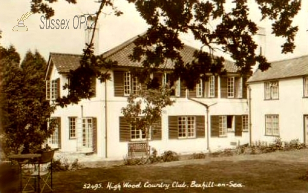 Bexhill - High Wood Country Club