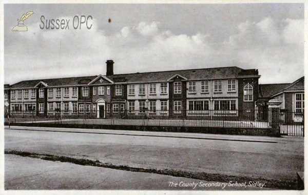 Image of Sidley - County Secondary School