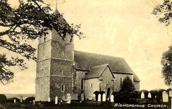 Image of Bishopstone - St Andrew's Church