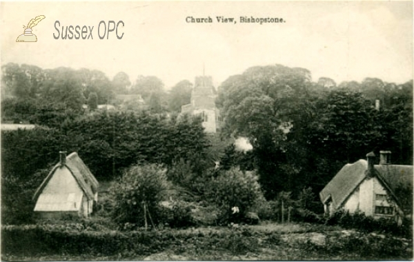 Bishopstone - Church View