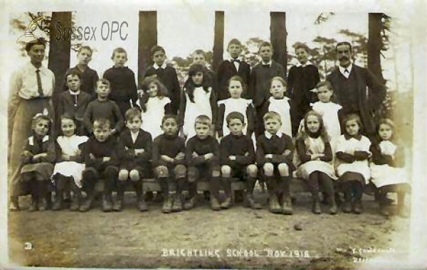 Image of Brightling - The School Boys