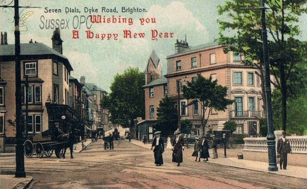 Image of Brighton - Dyke Road (Dials Congregational Church)