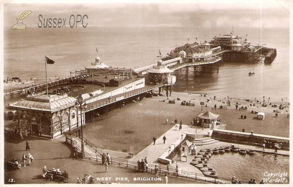 Image of Brighton - West Pier