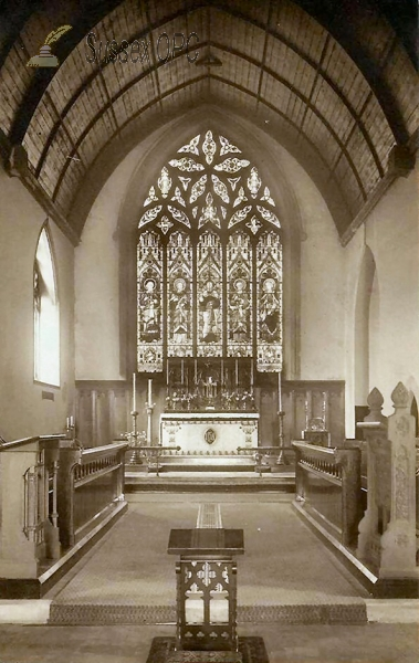 Image of Brighton - All Saints Church (Interior)