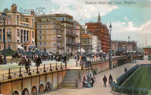 Brighton - Bedford Hotel & Front