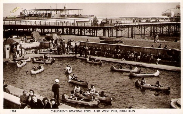 Brighton - Children's Boating Pool