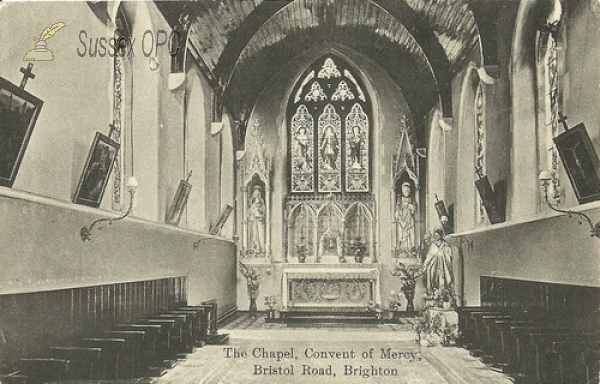 Kemptown - Sisters of Mercy Convent Chapel (Interior)
