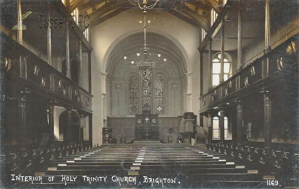 Brighton - Holy Trinity (Interior)
