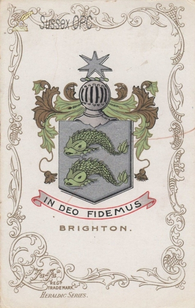 Brighton - Coat of Arms
