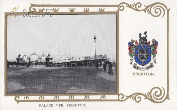 Image of Brighton - Palace pier
