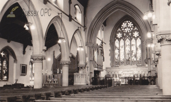 Kemptown - St Anne's Church (Interior)