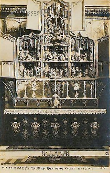 Image of Brighton - St Michael's Church (Side Altar)