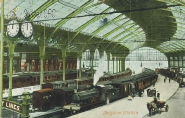 Brighton - The Station (Interior)