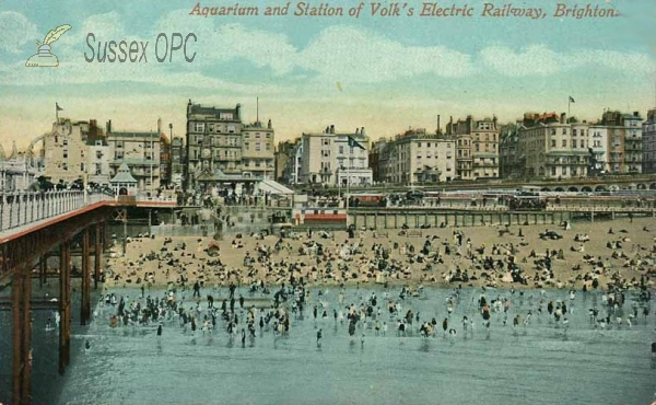 Image of Brighton - Volks Electric Railway
