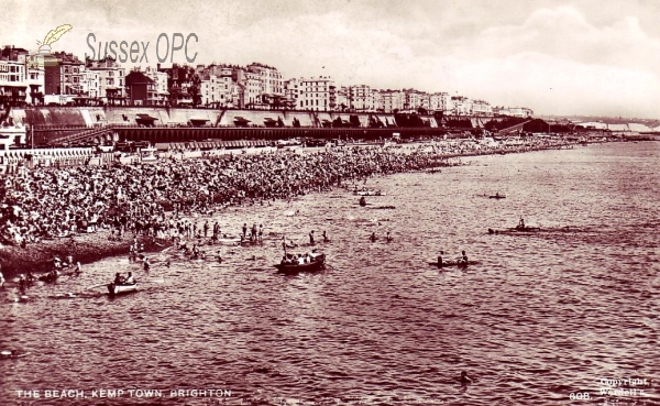 Kemptown - The Beach