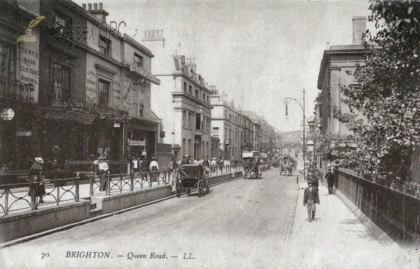 Brighton - Queen's Road